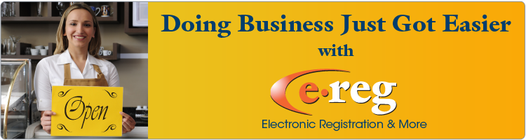 Starting a business? Life just got easier with eReg