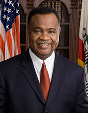 Jerome Horton, Third District – includes Counties of Los Angeles and Ventura and a portion of San Bernardino County. - Chr_Horton