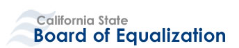 Welcome to the State Board of Equalization