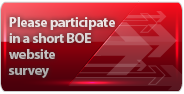 BOE Website Survey