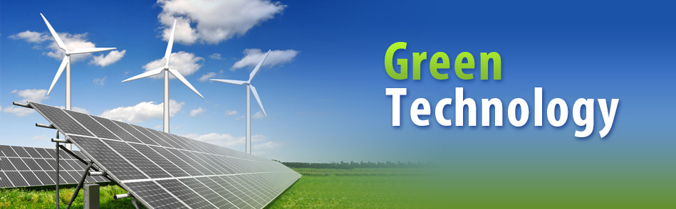 Tax guide for green technology Examples of green technology